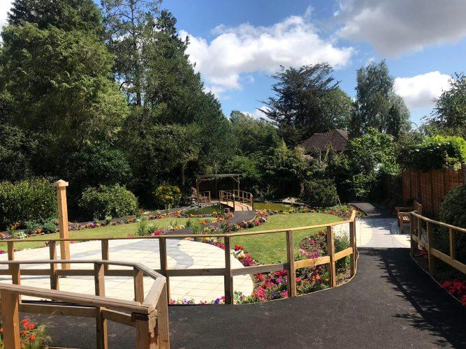 Beechwood House Garden