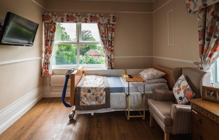 Beechwood House Bedroom