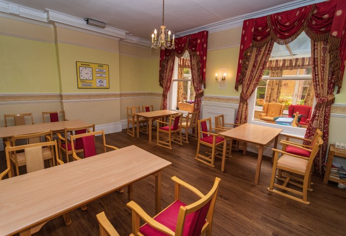 Brackenlea Care Home - Lounge