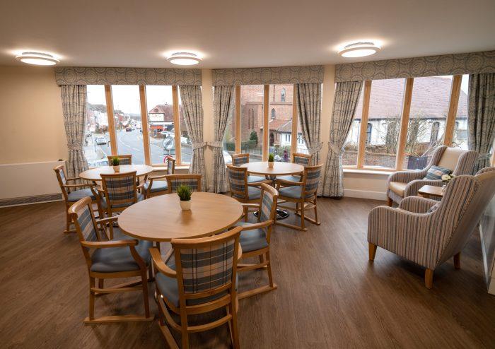 Mary Rose Manor Lounge