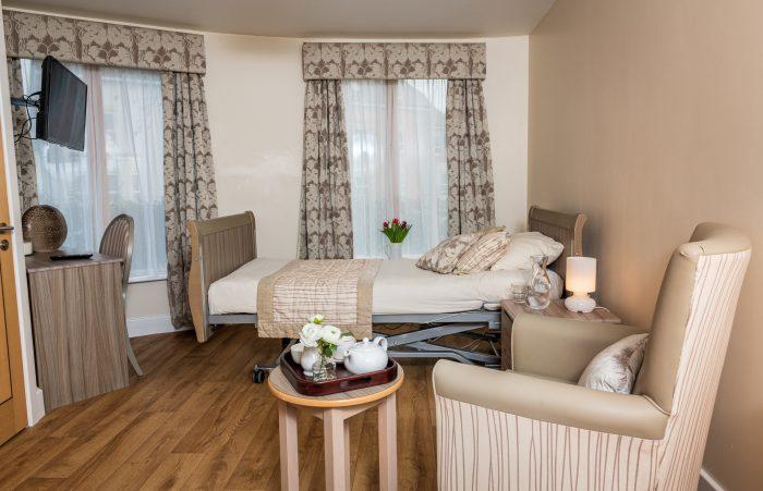 Mary Rose Manor Bedroom