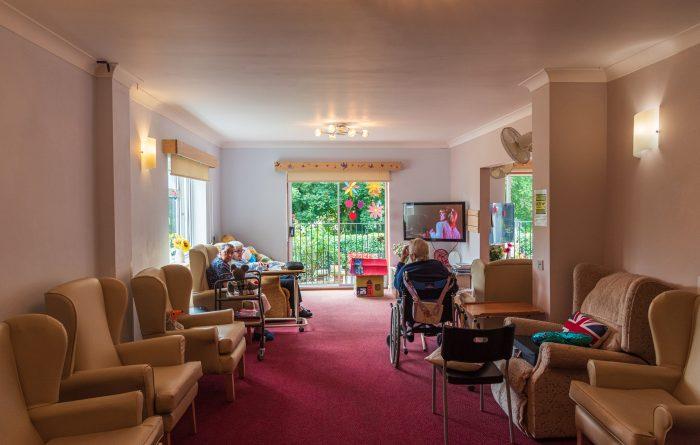 Seven Arches Nursing Home Communal Area