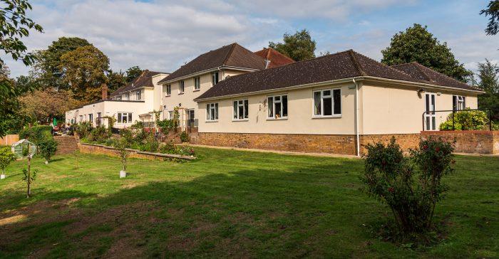 Seven Arches Nursing Home Garden